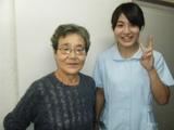 岩田 恵美子様 77歳 お悩みの症状:腰の曲がり
